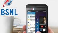 BSNL Plans Blackberry Z10