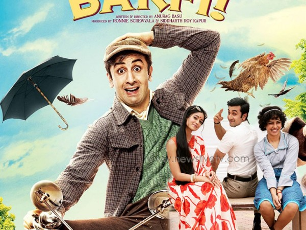 Barfi Movie Review