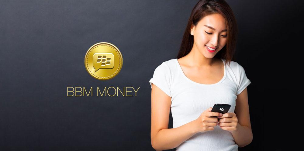 Blackberry BBM Money