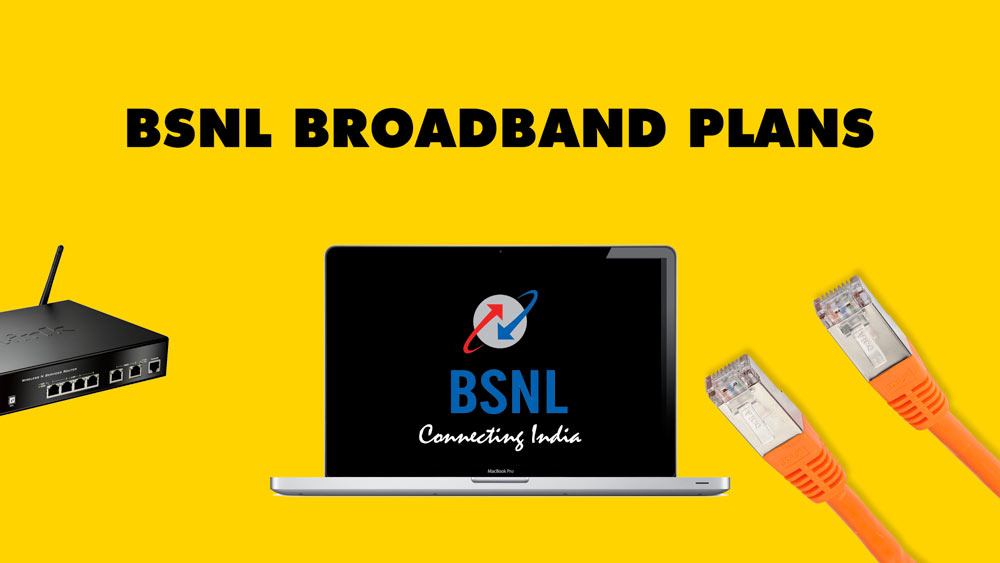 Highspeed] bsnl unlimited broadband plan at just rs. 249/mo.
