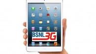 iPad BSNL 3G Plans