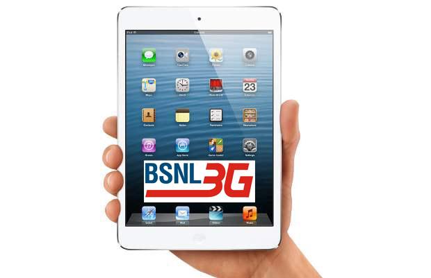 BSNL 3G Data Plans for iPad » Think Blog