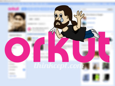 Google Orkut Closed