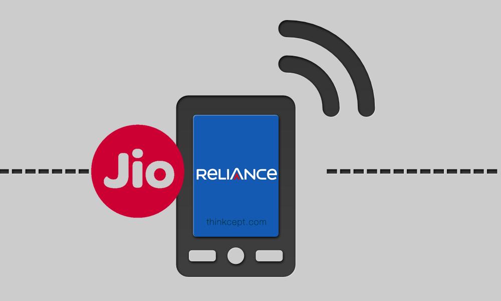 Reliance Jio 4G