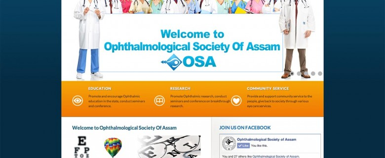 Ophthalmological Society Of Assam