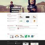StickyGarlic Communications brand consultancy firm website