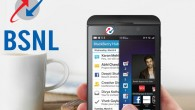 BSNL Plans Blackberry Z10