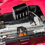 Canon Pixma MX457 - Ink Tube Routing