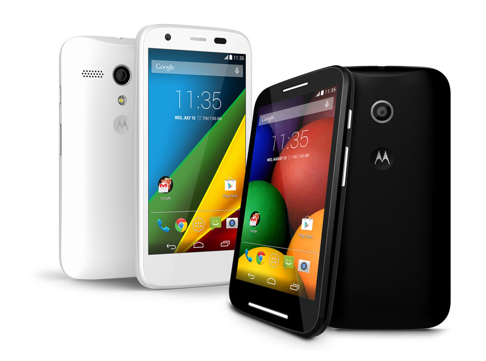 Motorola Moto E - Best budget smartphone under Rs.10000