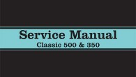 Royal Enfield Service Manual CLASSIC 500-350 UCE