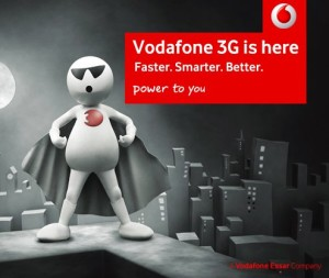 Vodafone 3G Data Plans