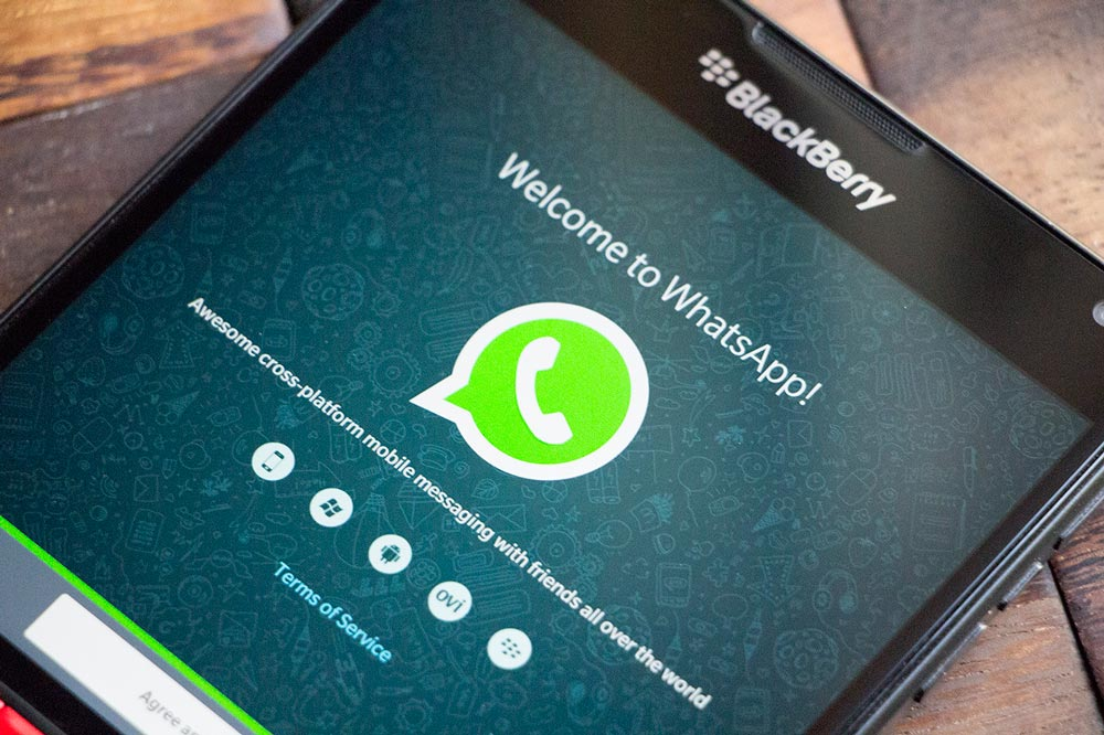 WhatsApp Encrypted