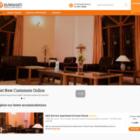 Guwahati Service Apartments