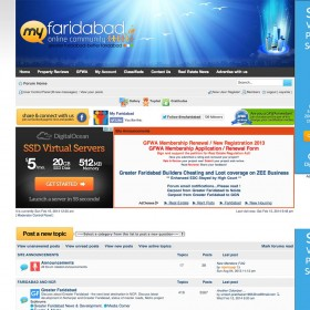 Myfaridabad Forum