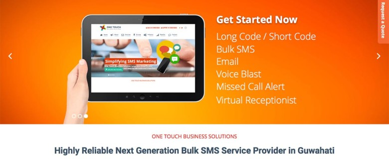 Onetouch SMS Business Solutions