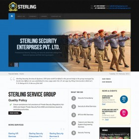 Sterling Security